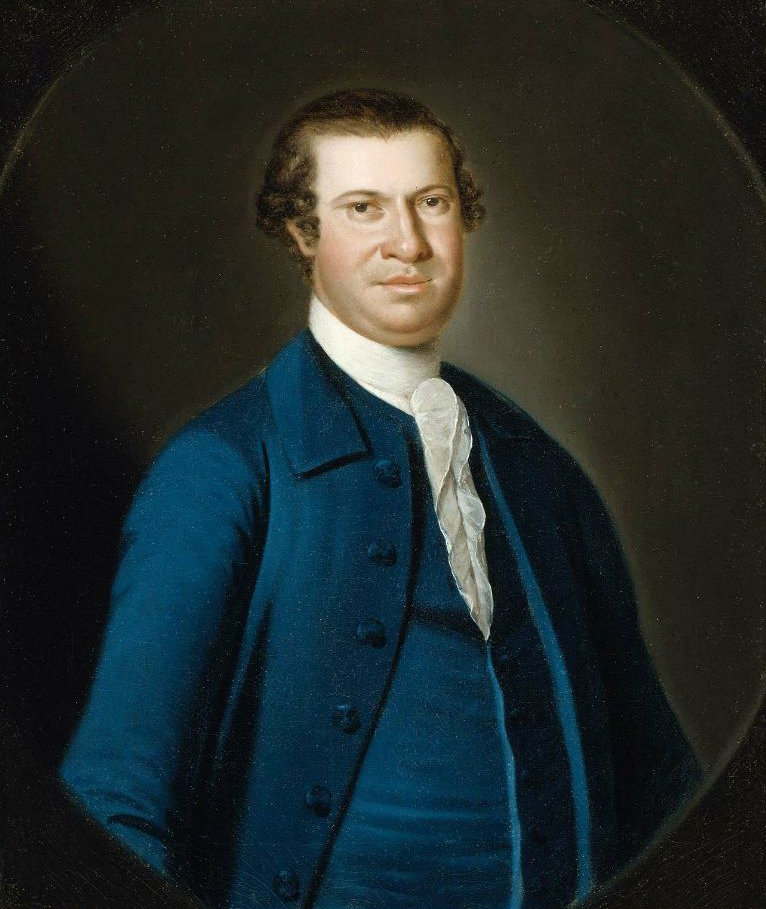 Anthony Stewart 1760s | John Hesselius | oil painting