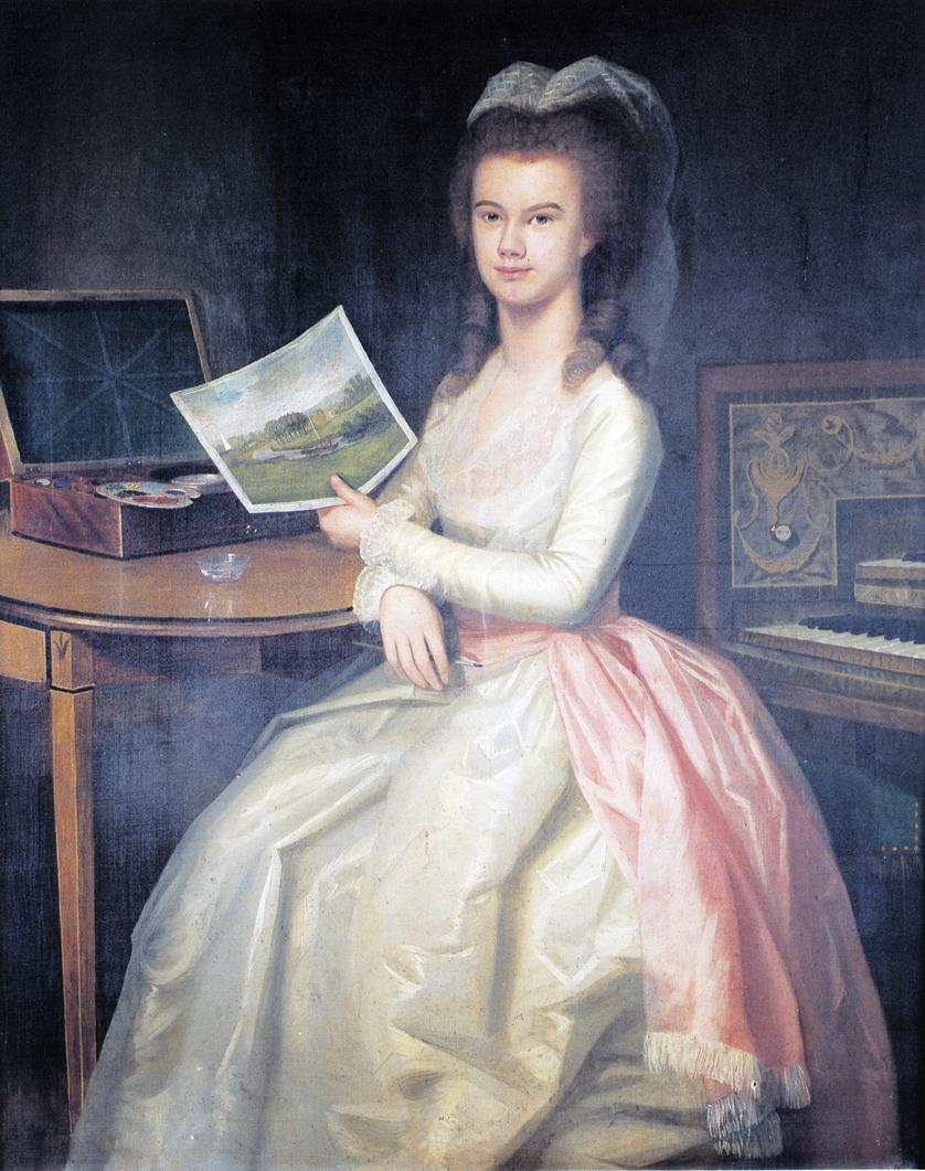 Marianne Drake 1783 | Ralf Earl | oil painting