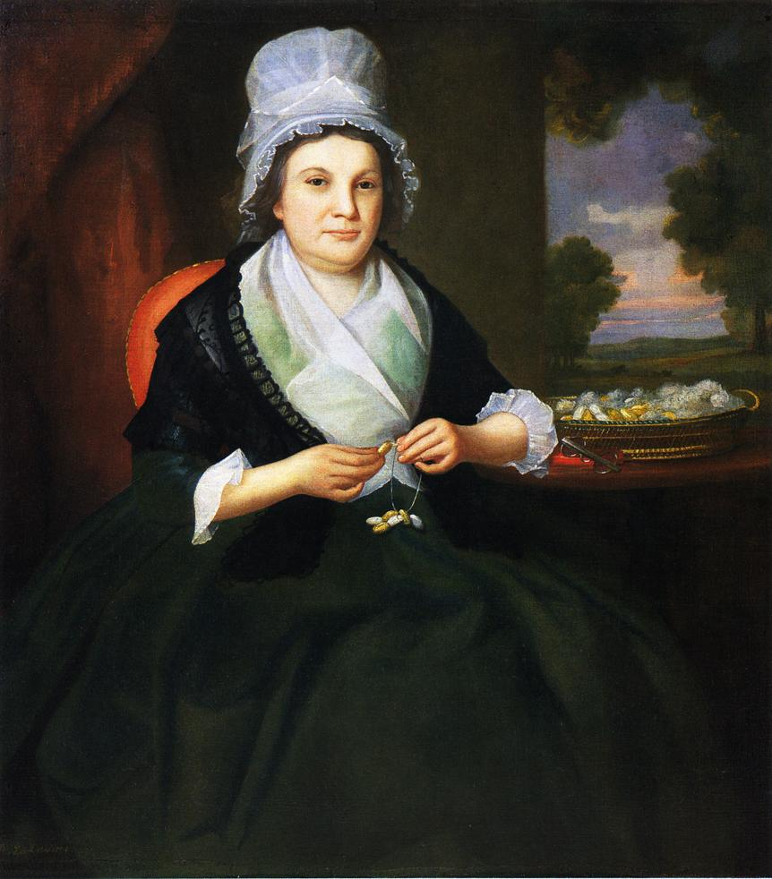 Mrs Charles Jeffery Smith 1794 | Ralf Earl | oil painting