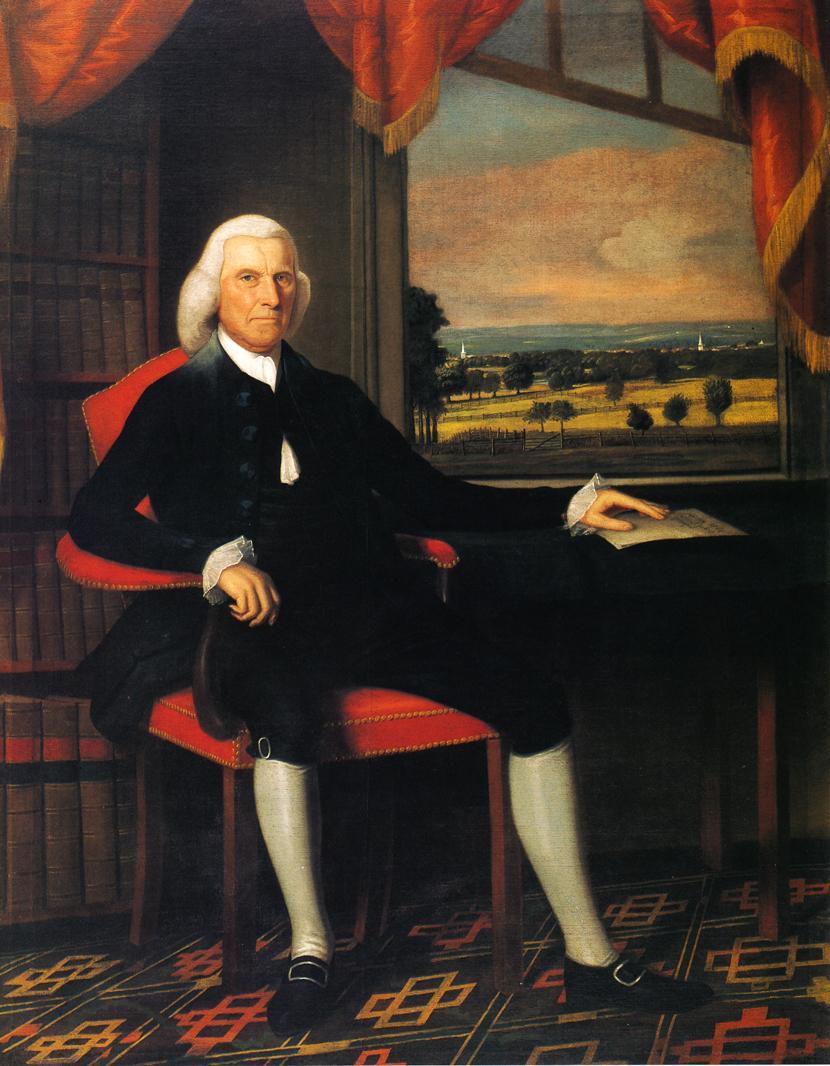 Colonel Samuel Talcott 1791 1792 | Ralf Earl | oil painting