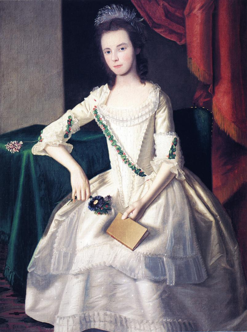 Mary Ann Carpenter 1779 | Ralf Earl | oil painting