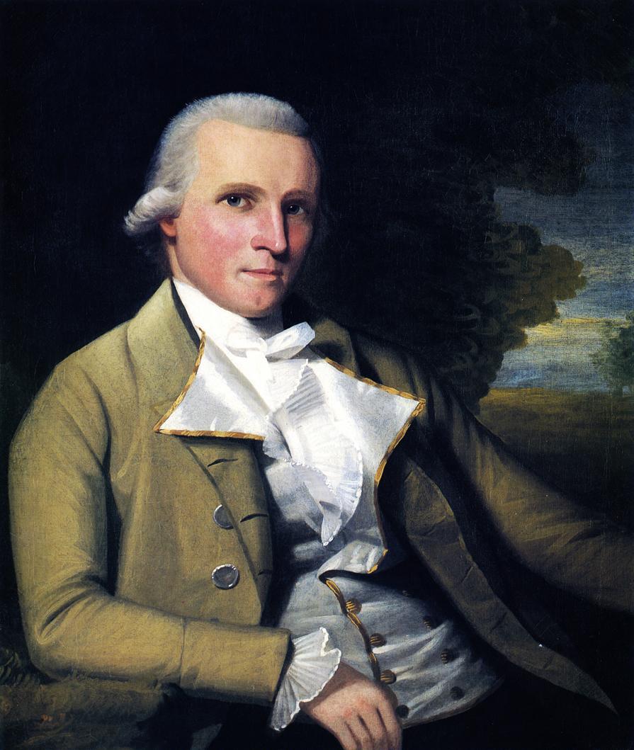 Dr Joseph Trumbull 1784 | Ralf Earl | oil painting