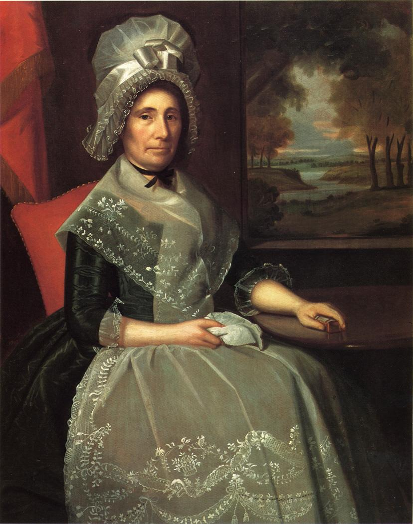 Mrs. Richard Alsop 1792 | Ralf Earl | oil painting