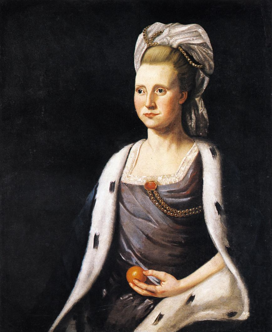 Mrs Henry Daggett 1774 1775 | Ralf Earl | oil painting
