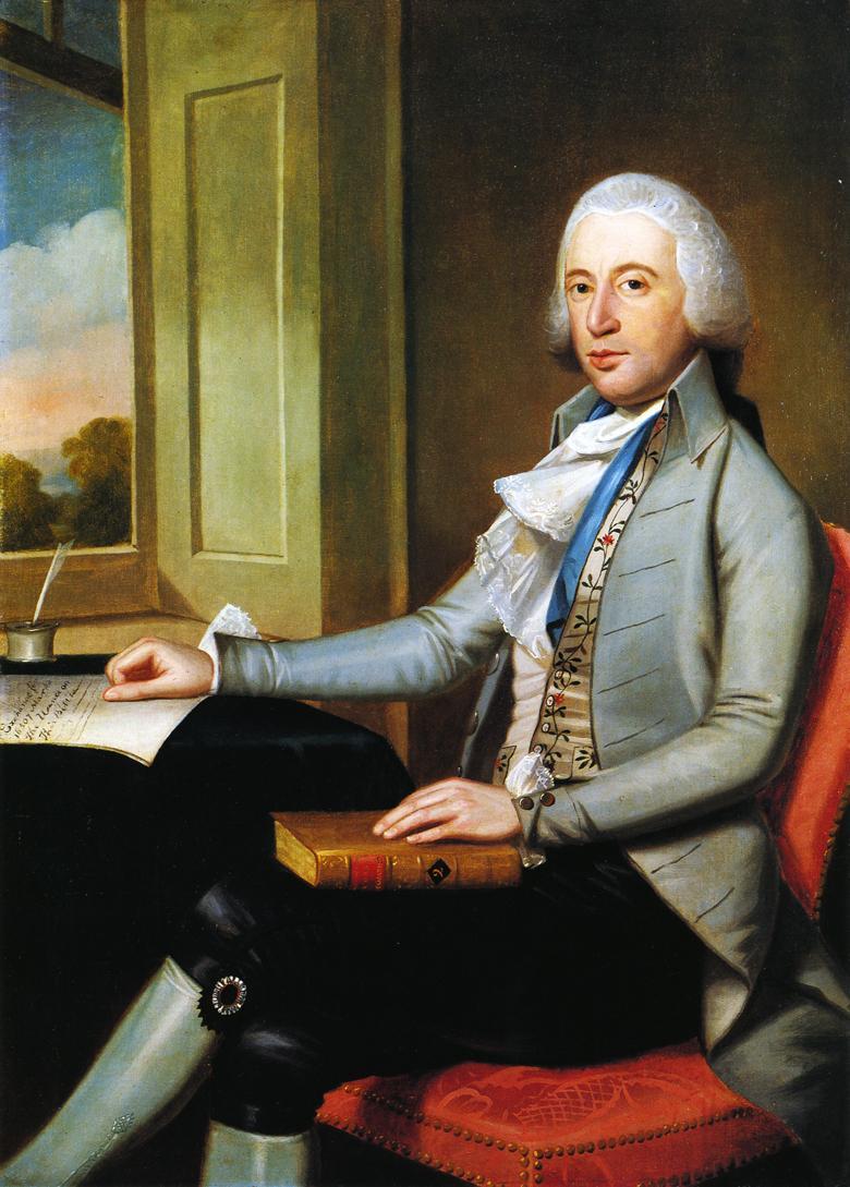 Benjamin S Judah 1794 | Ralf Earl | oil painting