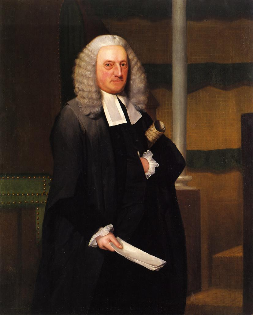 A  A Master in Chancery Entering the House of Lords  1783 | Ralf Earl | oil painting
