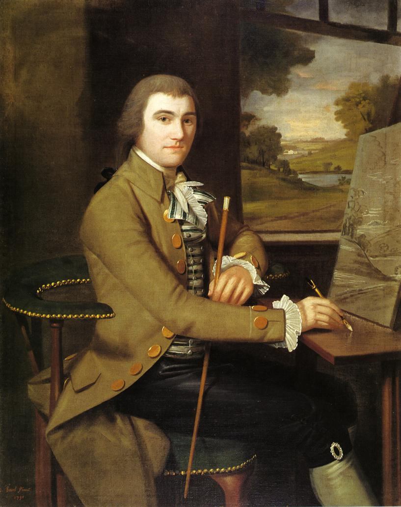Colonel William Taylor 1790 | Ralf Earl | oil painting