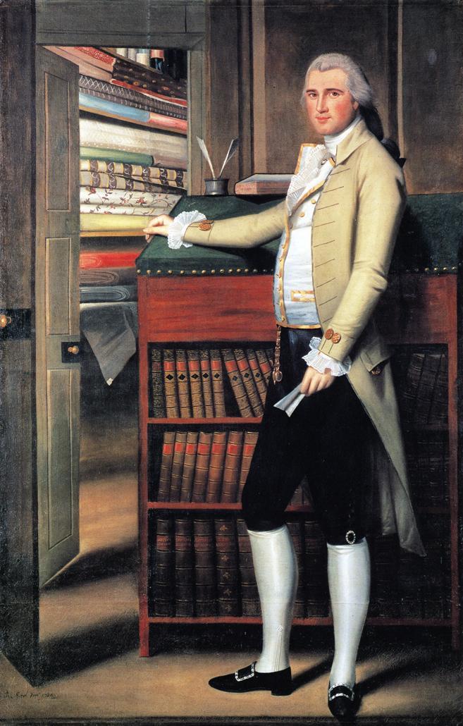 Elijah Boardman 1789 | Ralf Earl | oil painting