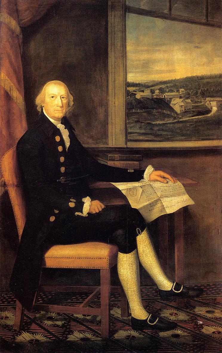 John Phelps 1792 | Ralf Earl | oil painting
