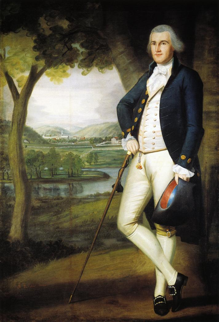 Daniel Boardman 1789 | Ralf Earl | oil painting