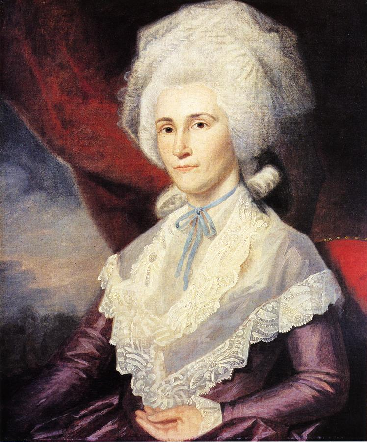 Mrs James Duane 1787 | Ralf Earl | oil painting
