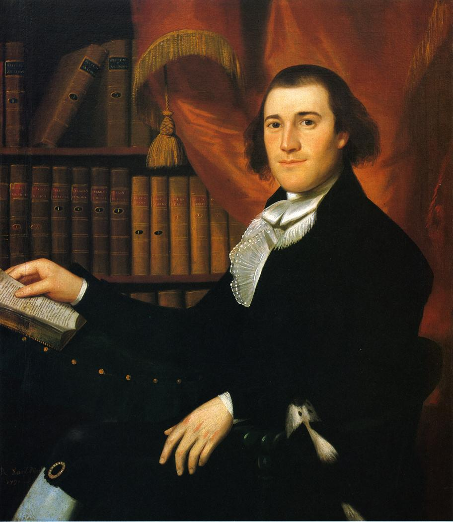 Dr Mason Fitch Cogswell 1791 | Ralf Earl | oil painting