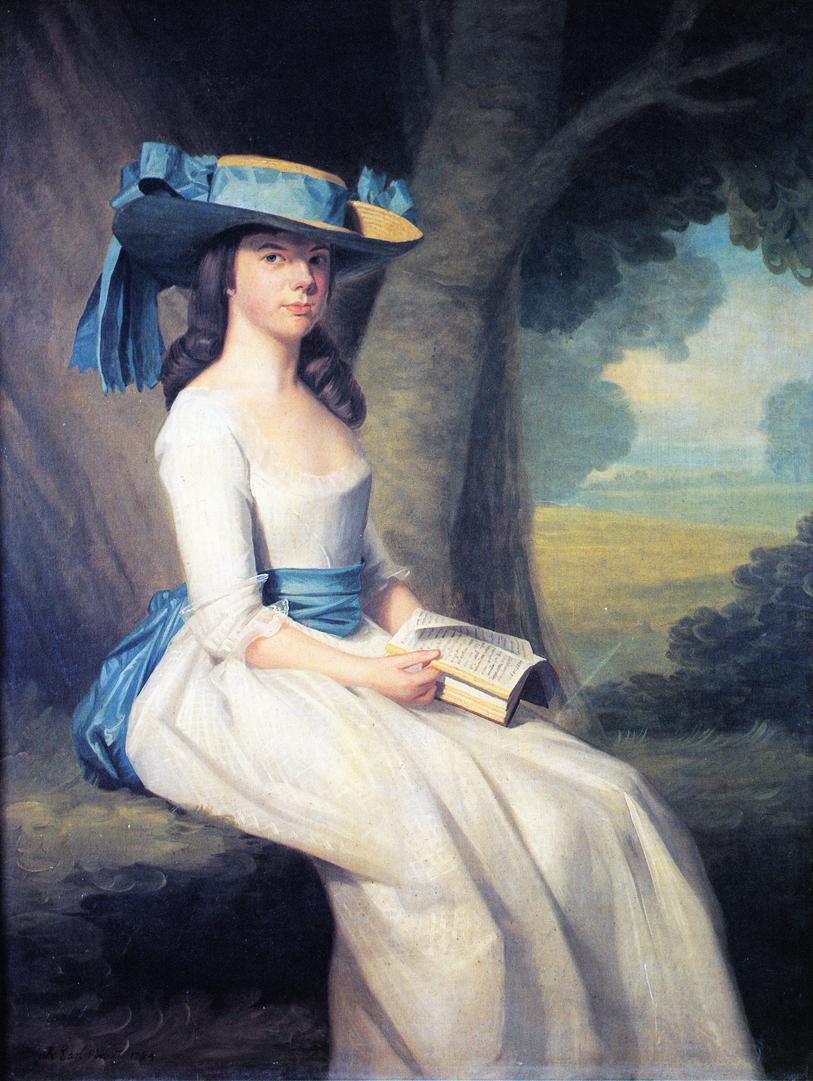 Sophia Drake 1784 | Ralf Earl | oil painting