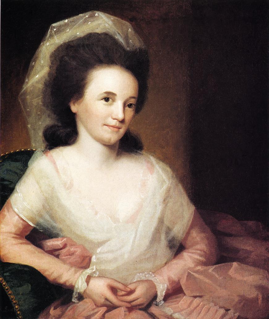 Mrs John Johnston 1785 | Ralf Earl | oil painting