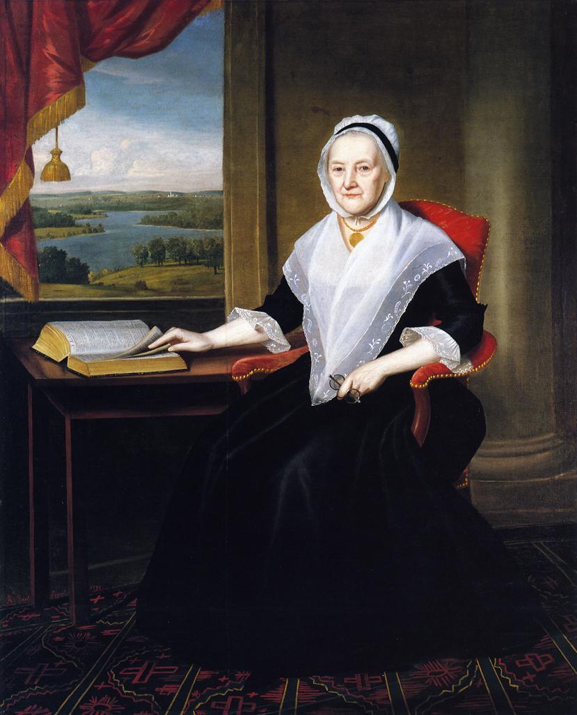 Mrs John Watson 1791 | Ralf Earl | oil painting