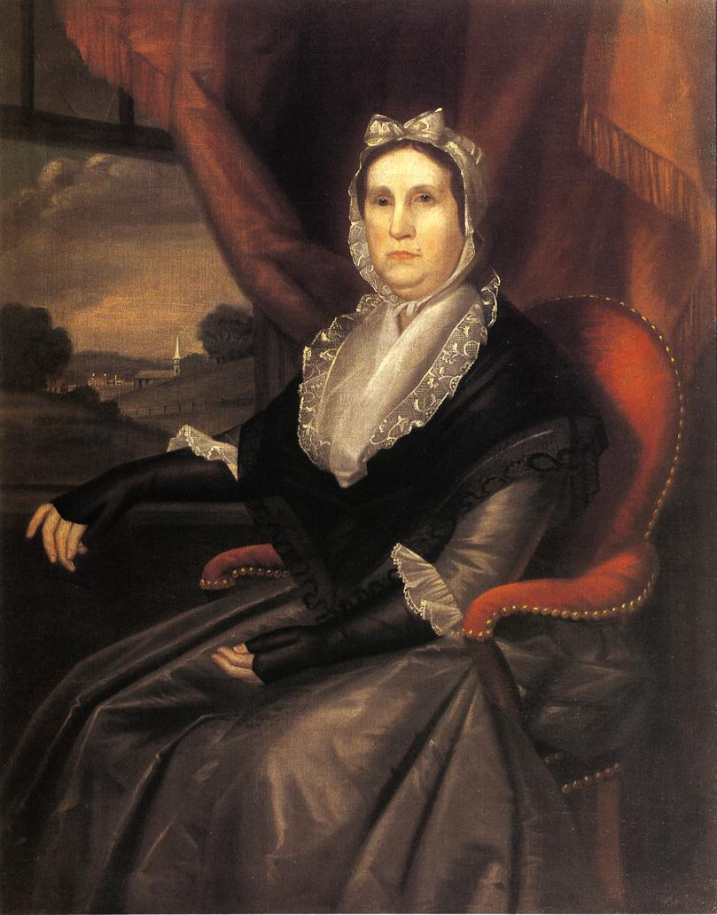 Mrs Nathaniel Taylor 1789 1790 | Ralf Earl | oil painting