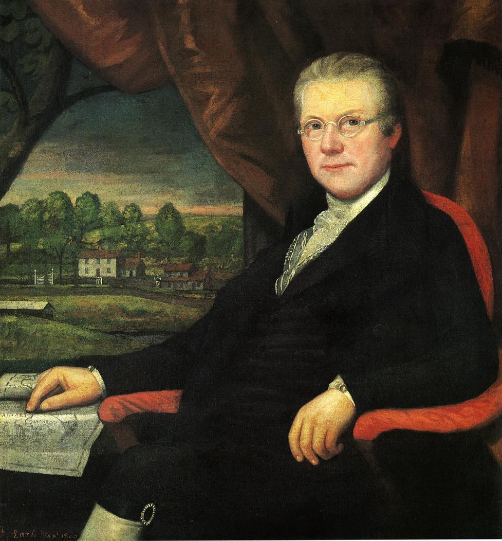 Thomas Earle 1800 | Ralf Earl | oil painting