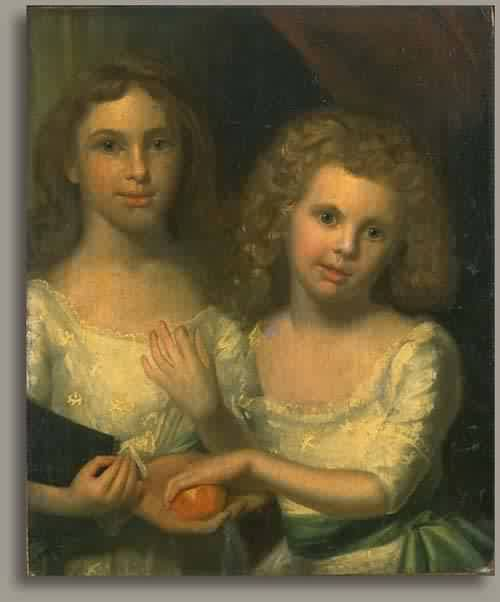 Callahan Children about 1785 | Ralph Earl | oil painting