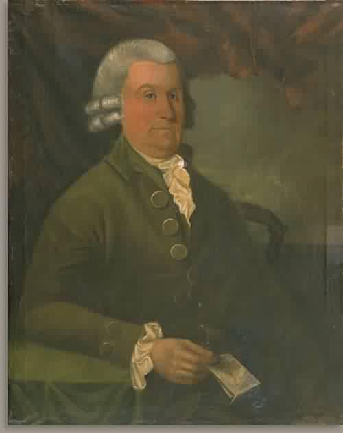 John Waldo 1791 | John Waldo Durant | oil painting