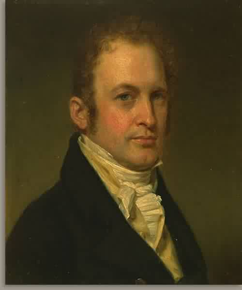 Self Portrait 1800 10 | Ethan Allen Greenwood | oil painting