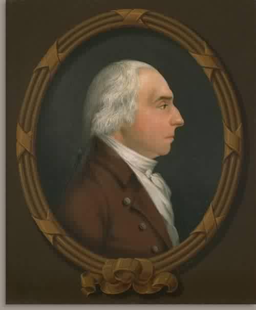 Edward Tuckerman 1823 | John Ritto Penniman | oil painting