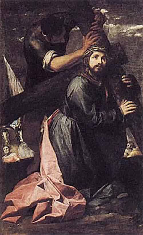 Christ Bearing the Cross about 1635 37 | Alonso Cano | oil painting