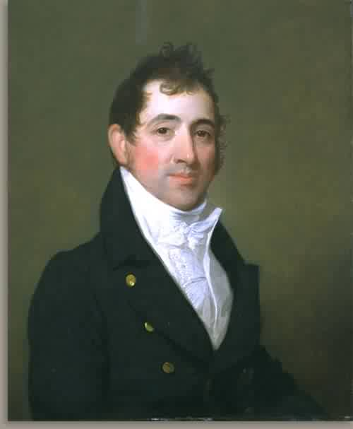 Francis Welchabout 1815 | Gilbert Stuart | oil painting
