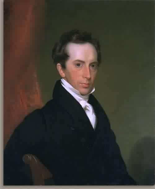 Stephen Salisbury II 1829 | Chester Harding | oil painting