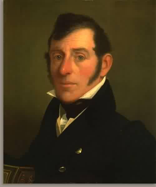 Henry Nolen 1828 30 | John Ritto Penniman | oil painting