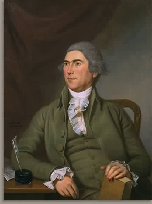 Charles Pettit 1792 | Charles Willson Peale | oil painting