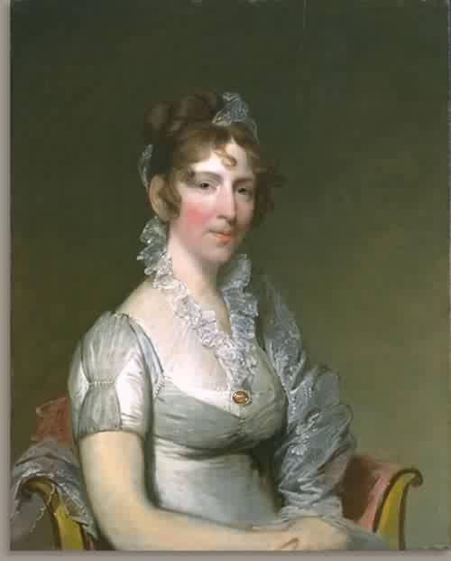 Elizabeth Tuckerman Salisbury Mrs Stephen Salisbury I 1810 11 | Gilbert Stuart | oil painting