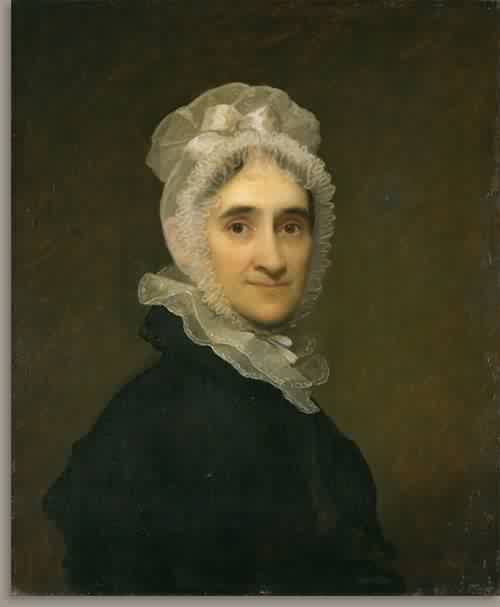 Elizabeth Albree Brooks Mrs Jonathan Brooks 1823 | James Frothingham | oil painting