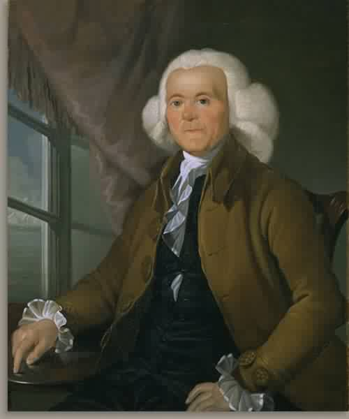 Daniel Waldo 1789 | Christian Gullager | oil painting