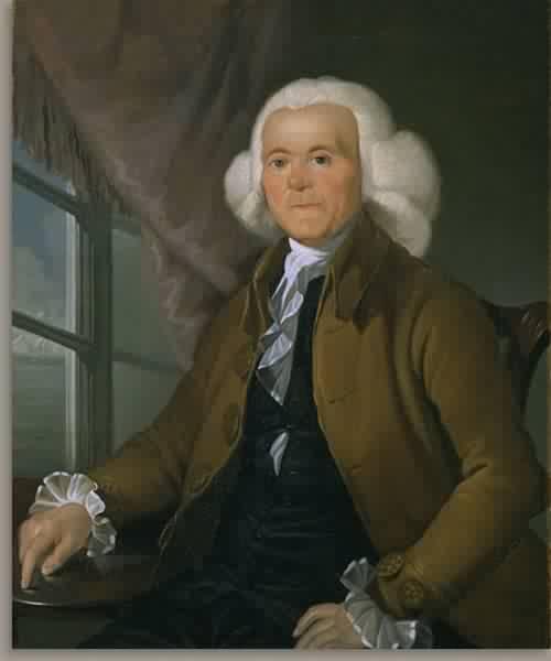 Daniel Waldo 1789 | Christian Gullager | oil painting
