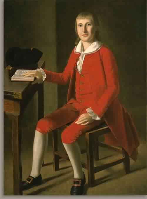 William Carpenter 1779 | Ralph Earl | oil painting