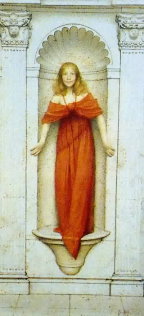 A Jest | Thomas Cooper Gotch | oil painting