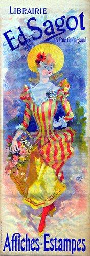 Edsagot | Jules Cheret | oil painting