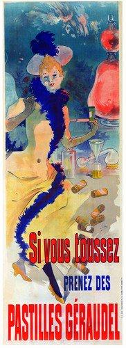 Sivous Toussez | Jules Cheret | oil painting