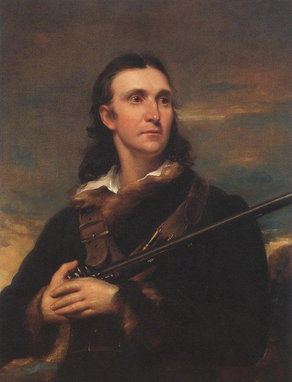 John James Audubon 1826 | John Syme | oil painting