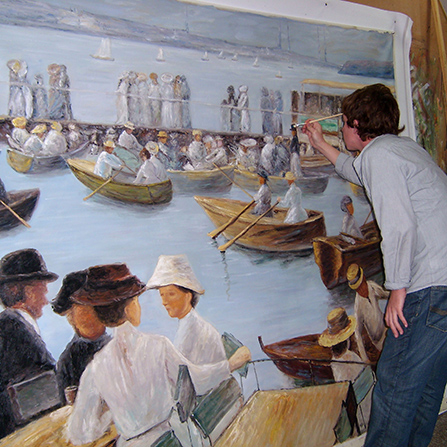 Very Large Painting