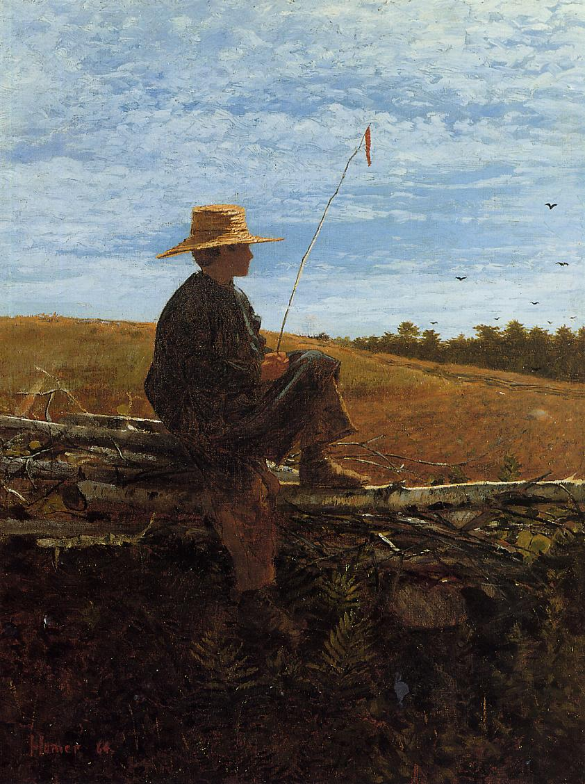 On Guard | Winslow Homer | oil painting