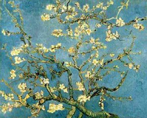 Almond Blossoms 1890 | Vincent Van Gogh | oil painting