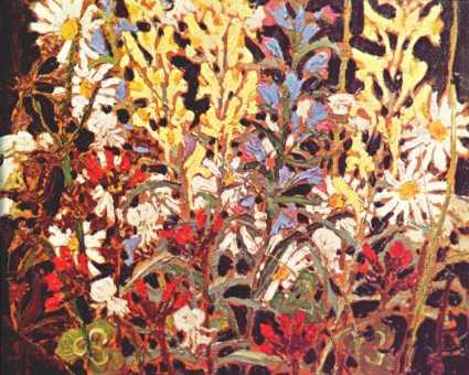 Wildflowers | Tom Thompson | oil painting