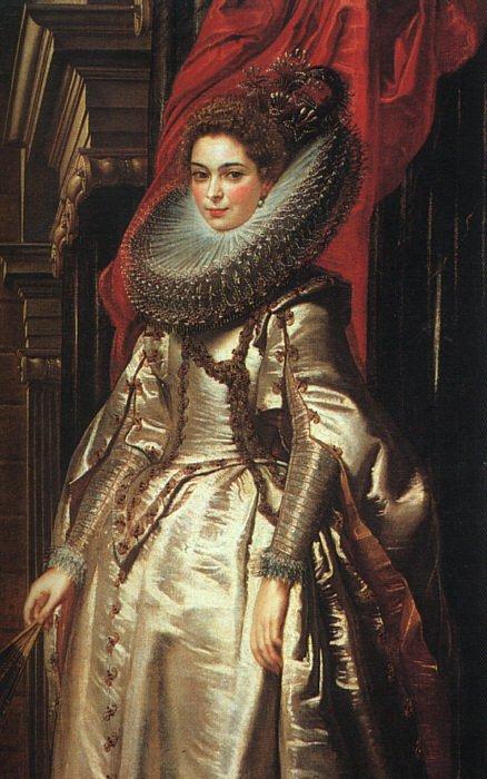 Portrait of Marchesa Brigida Spinola Doria 1606 | Peter Paul Rubens | oil painting