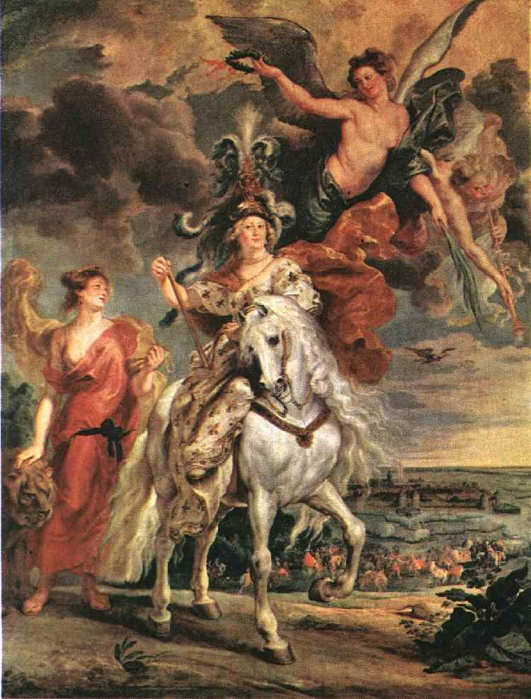 The Capture of Juliers 1621 1625 | Peter Paul Rubens | oil painting