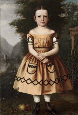 Minnie Willard   Archibald Willard   oil painting