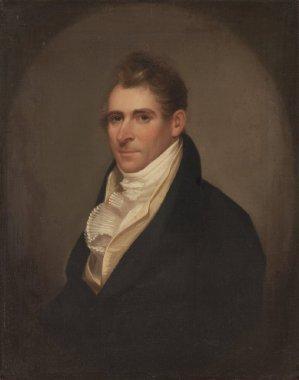 John Scoville | Ezra Ames | oil painting