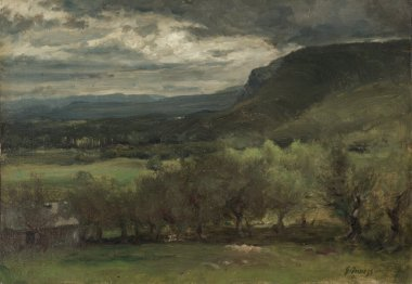 Montclair New Jersey | George Inness | oil painting