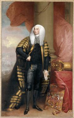 Baron Fitzgibbon | Gilbert Stuart | oil painting