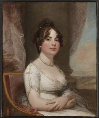 Mrs John Thomson Mason | Gilbert Stuart | oil painting